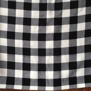 Who What Wear Skirts - Who What Wear checkered pencil skirt
